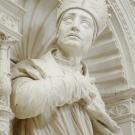 Un Doctor (San Anselmo de Aosta ?)