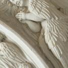 Un ángel (detalle)