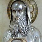 Relicario de San Benito ; Armand-Caillat
