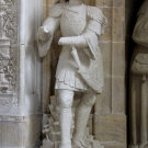 Un guardián del sepulcro