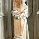 El Ángel con la cruz