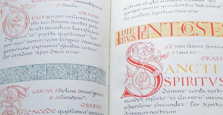 Canto gregoriano Solesmes