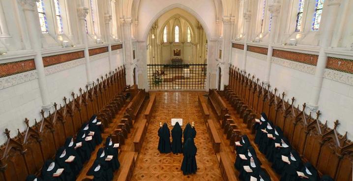 abbaye sainte cécile de solesmes