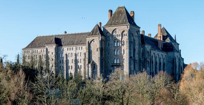 abadía de Solesmes XIXe