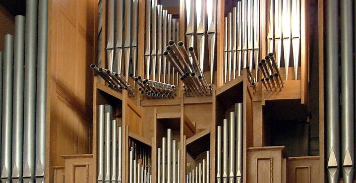 órgano de Solesmes