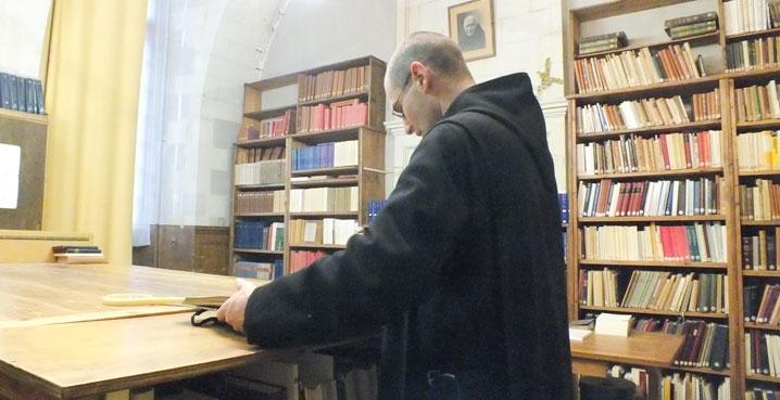 El taller de paleografía musical Solesmes