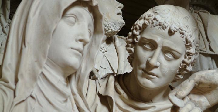 Nuestra Señora del espasmo Solesmes