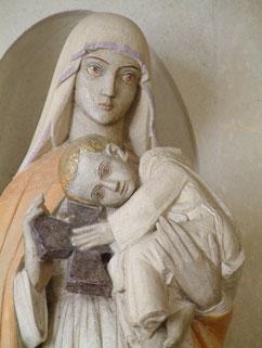 Nuestra Señora de Galilea Solesmes